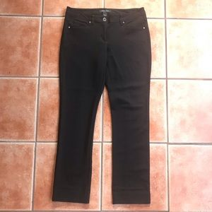 White House Black Market Dress Pants Slim Trousers